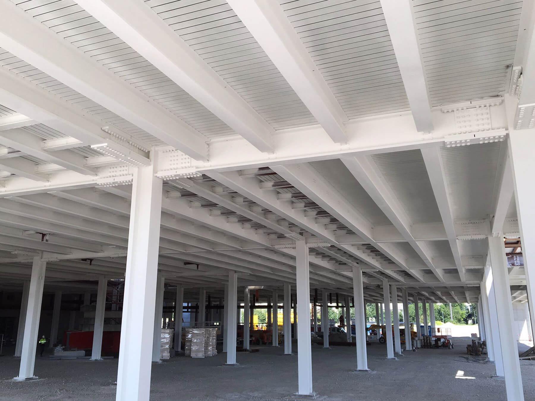 Stahlprojekt Schweiz